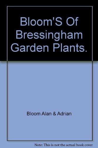 Portada del libro Bloom'S Of Bressingham Garden Plants.