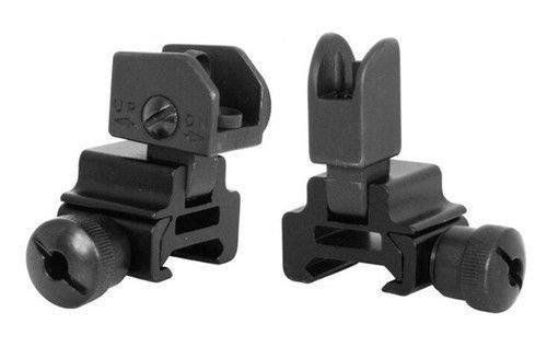 Ade Advanced Optics xufu2 Flip Up Front and Rear Iron Sight Combo Set by Ade Advanced Optics??