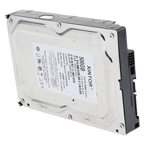 7200 Rpm Sata Laptop (KESOTO SATA Festplatte Festplattenlaufwerk für Laptop Notebook Computer, 7200 RPM (U/min), SATA 3Gb / s - 500G)