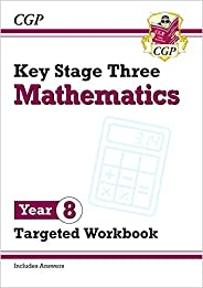 KS3 Maths Year 8 Targeted Workbook (with answers)