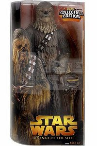 Hasbro Figura Exclusiva de Star Wars de Chewbacca de 30 cm