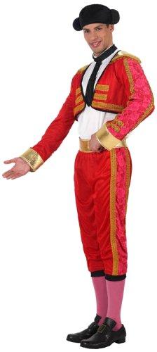 Torero Kostüm für Erwachsene - (Torero Adulte Kostüm)