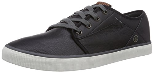 Volcom - Grimm Shoe, Sneakers uomo, color Nero (Black Combo BLC), talla 44.5