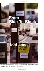 From Blue to Black by Joel Lane (2001-10-01)