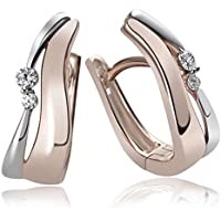 Upto 15% Off Hoop Earrings by Goldmaid at Amazon.co.uk