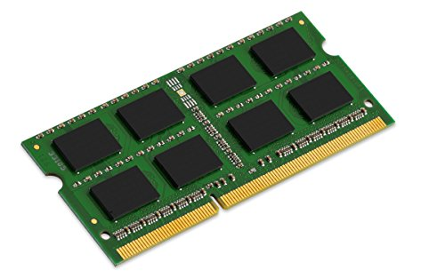 Kingston KCP3L16SD8/8 - Memoria RAM para portátil de 8 GB (1600 MHz SODIMM, DDR3L, 1.35 V, CL11, 204 Pines)