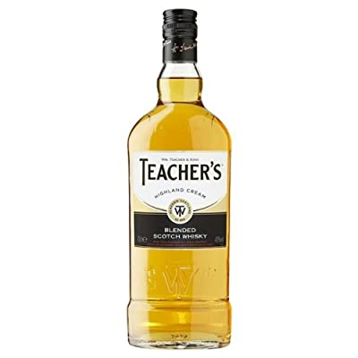 Teachers Highland Cream - Blended Scotch Whisky - 40% ABV from Teachers