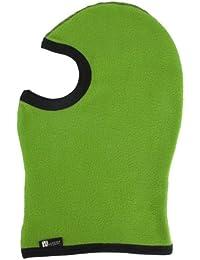 Hisert Ni?os Máscara de Esquí Pasamonta?as (Verde, one size)