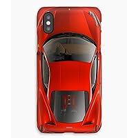 Funda para el iPhone X, 8, 8+, 7, 7+, 6S, 6, 6S+, 6+, 5C, 5, 5S, 5SE, 4S, 4 ferrari-458-italia
