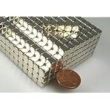 Leguana - 20 imanes de neodimio super- cube 5 mm