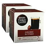 Nescafé Dolce Gusto Caffè Grande Intenso, 2er Pack, 2 x 16 Kapseln