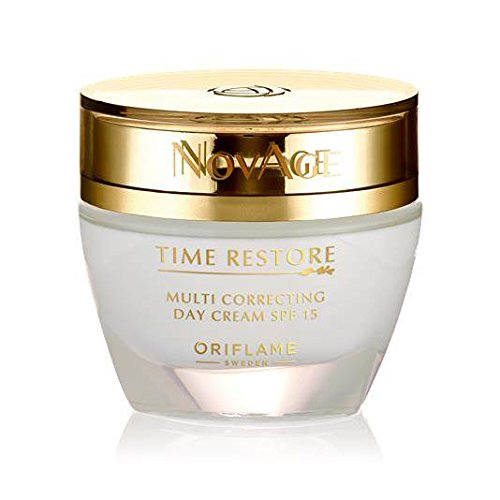 NovAge Time Restore Multi Correcting Day Cream SPF 15 - Restore Day Cream