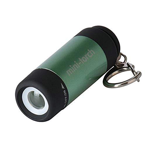 Heligen Linterna Táctica Con Cargador USB Antorcha