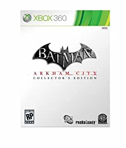 Batman: Arkham City Collectors Edition XBox360 US