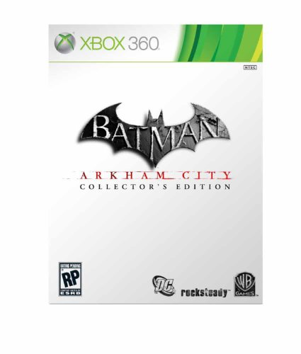 Batman: Arkham City Collector's Edition (Xbox 360)  available at amazon for Rs.5459