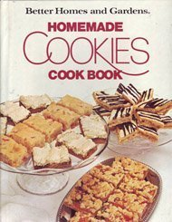 Better Homes and Gardens Homemade Cookies Cook Book (Better Homes And Gardens Cookies)