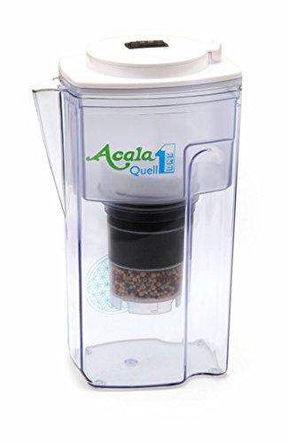 Filtre à eau AcalaQuell One - Très haute performance de filtration | Cartouche filtrante multi-couche | Technologie de PI |filtre éponge | Système de filtration d'eau selon des principes naturels