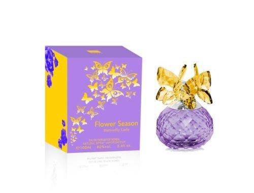 Jean Pierre Sand Eau de Parfum Flower Season Butterfly Lady 100 ml