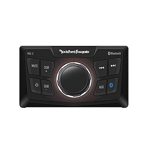 Digitale Ultra-kompakt-receiver (Rockford Fosgate pmx-0Ultra Kompakt Digital Media Receiver)
