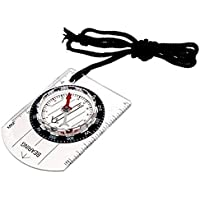 Westeng Lightweight Map Ruler Compass Orienteering Compass Walking Hiking Mountaneering Pathfinder Military Navigation Equipment Compass Expedition