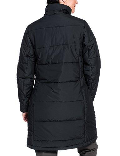 Jack Wolfskin Iceguard Manteau pour femmes - Noir
