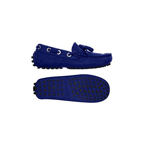 Superga - 487-suej, Scarpe basse Bambino Blu (Blau (Intense Blue G88))