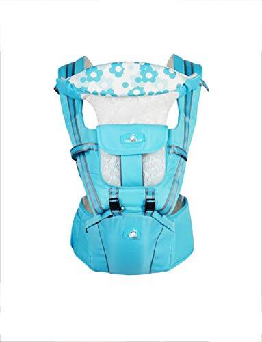 Haushalt Baby Hüftsitz Taille Hocker Baby und Kindertrage Baby Carriers Waist Stools Baby Straps/Back Bags Multifunction Four Seasons Baby Straps Children\'s Baby Products Baby Animals Pink Blue
