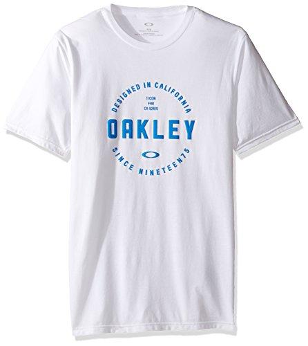 Oakley Herren T-Shirt weiß L