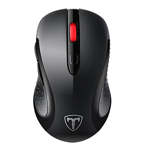 VicTsing Mouse Wireless Gaming 2,4G Senza Fili Mouse da Gioco