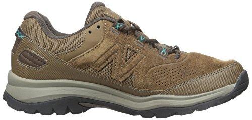 New Balance, Chaussures de Randonnée Basses Femme Marron (Brown)