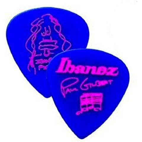 Plettro Paul Gilbert Ibanez 1000PG-JB da 1,00 mm, colore: blu
