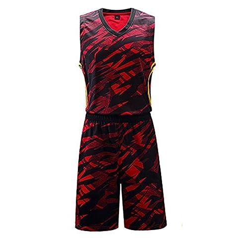 Highdas trois dimensions camouflage des maillots de formation de basket-ball