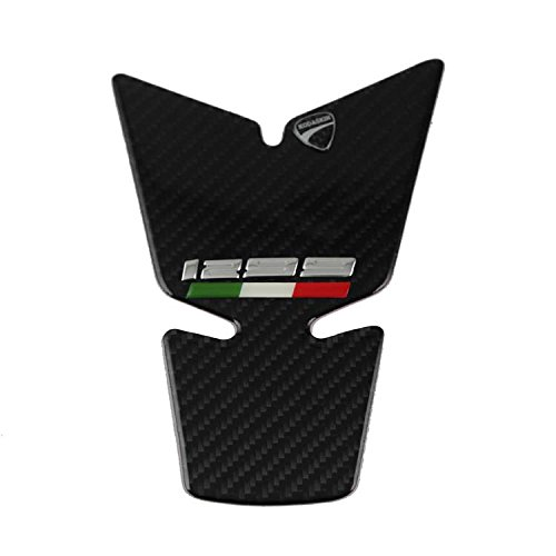 Preisvergleich Produktbild KODASKIN Motorrad Tankpad Aufkleber Protector emblem Für DUCATI 1299 PANIGALE