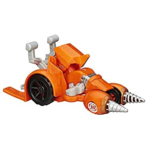 Transformers : Robots in Disguise – B0906 – 1-Step Changer – Fix-it
