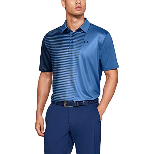 Under Armour Playoff 2.0' Chemise Polo Homme, (Bleu),...