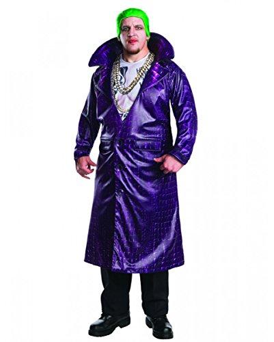 stüm Deluxe Plus Size für Fasching & Halloween (Erwachsene Plus Size Joker Kostüme)