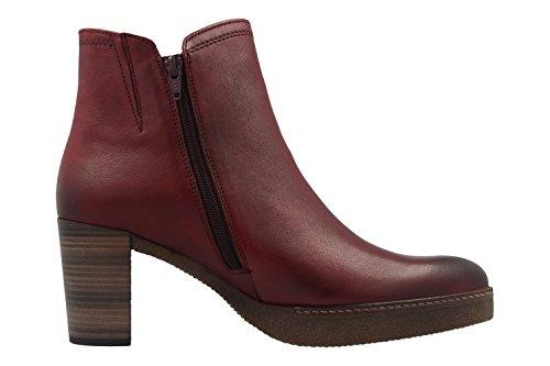 Gabor Comfort Fashion, Bottes Classiques Femme Rouge