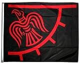 Flagge Wikinger Odinicraven - 90 x 150 cm