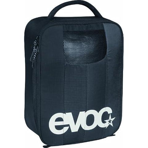 EVOC Schuh Custodia Shoe Bag, Nero (Black), 24 x 11