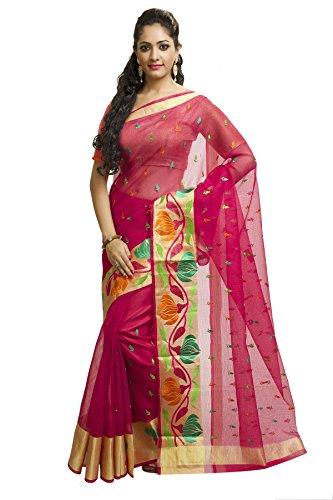 Rajnandini Cotton Saree (Joplsrs1036F_Pink)