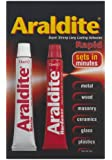 Araldite 15ml Extra Strong Rapid Adhesive in Tube Pack (Set of 2)