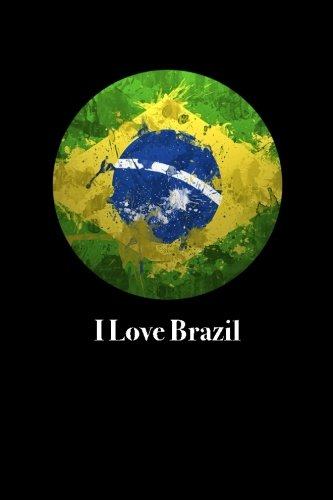i-love-brazil-blank-lined-journal-6x9-118-pages-travel-notebooks
