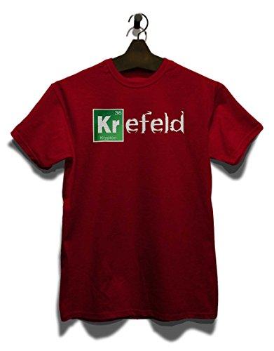 Krefeld T-Shirt Bordeaux