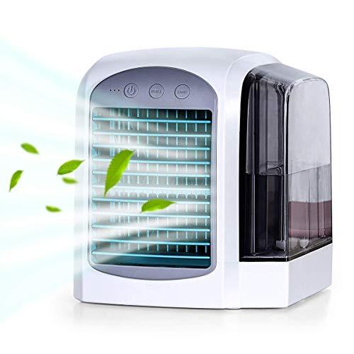 ILogoTech Actualizado 3-en-1 Mini Aire Acondicionado