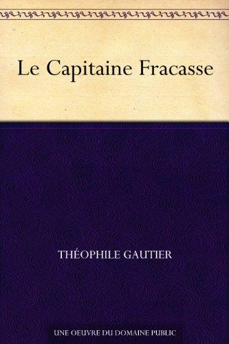 Couverture du livre Le Capitaine Fracasse