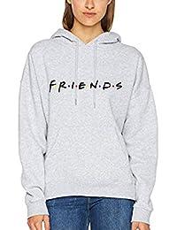 Desconocido Friends - Sudadera con Capucha Mujer