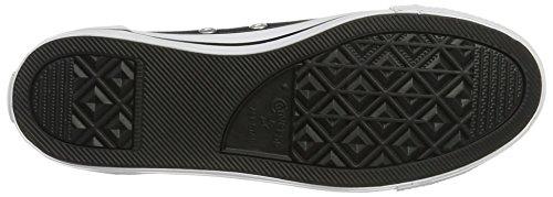 Converse Unisex-Erwachsene All Star Ballet Lace Sneaker, Schwarz (Black), 41 EU - 3