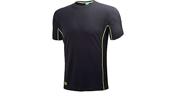 Helly Hansen 75161/_990-3XL Size 3X-Large Magni T-Shirt Black