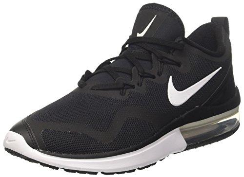 Nike Wmns Air Max Fury, Zapatillas de Trail Running para Mujer, Negro (Black/White/Black 001), 35.5 EU