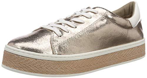 s.Oliver Damen 5-5-23626-22 594 Sneaker, Rose Gold, 38 EU